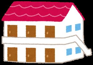 アパート建築